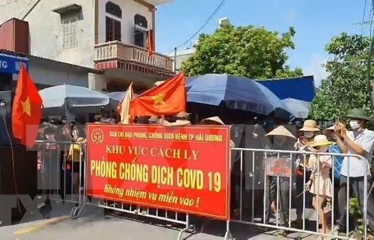 vietnam records no new covid 19 cases on september 18 morning