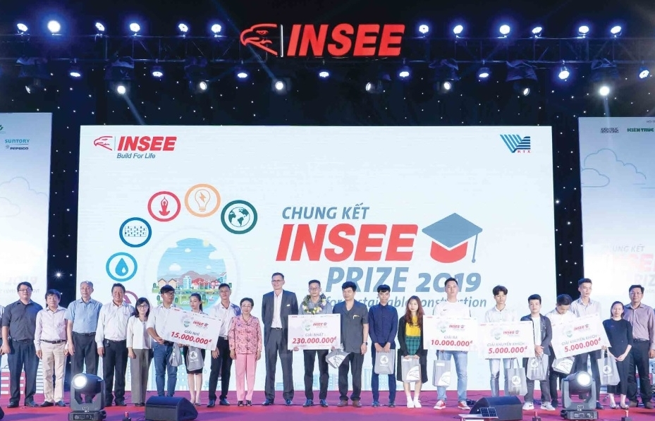 INSEE nurturing innovative and sustainable creations