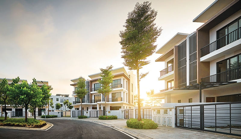 gamuda builds green oasis from ground up