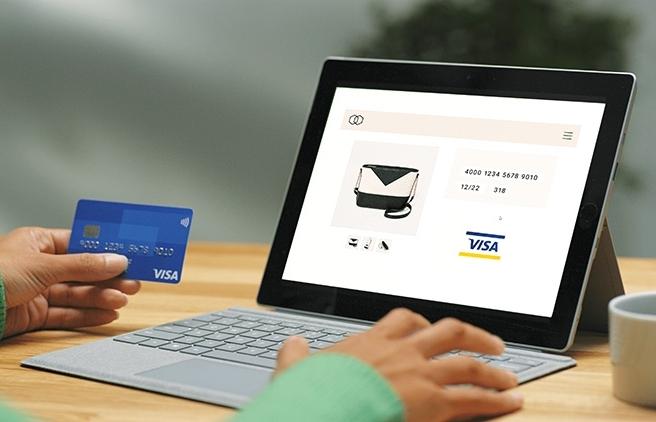 Shopping habit focus for new Visa initiative