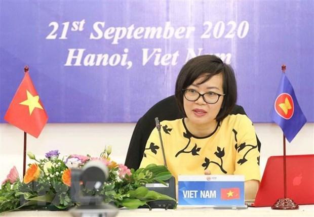 asean forum on social welfare and development held