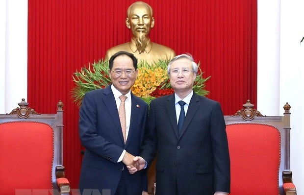 Vietnam, RoK foster bilateral relations in new situation