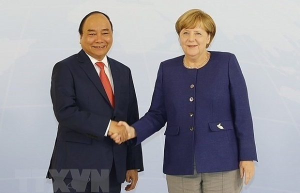 45 years of vietnam germany relations enduring strong vitality