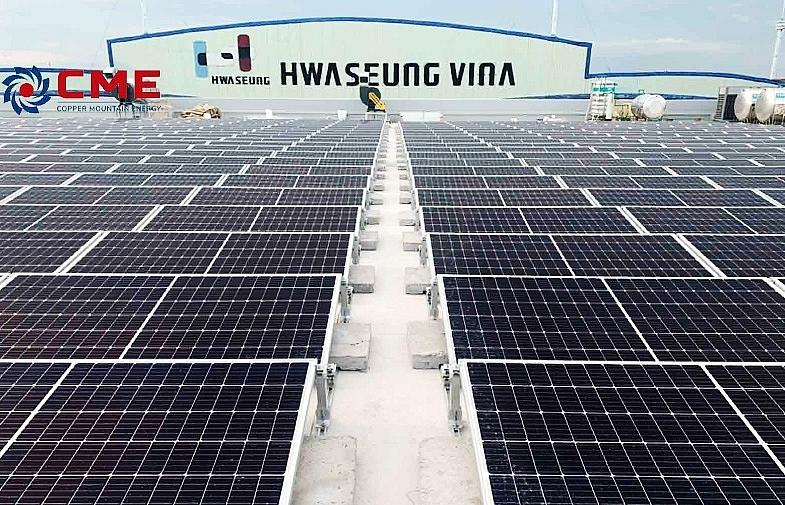 CME reaffirming rooftop solar power leadership