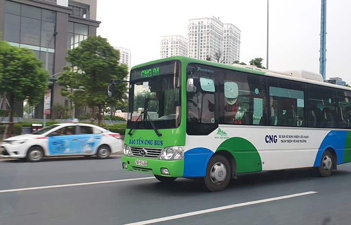 Greener city transport ahead
