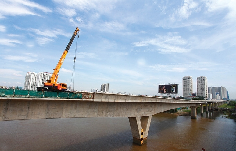 East Ho Chi Minh City development ramps up