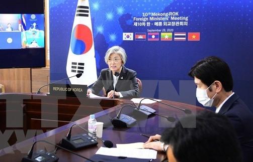 Mekong sub-region countries, RoK enhance ties amid COVID-19