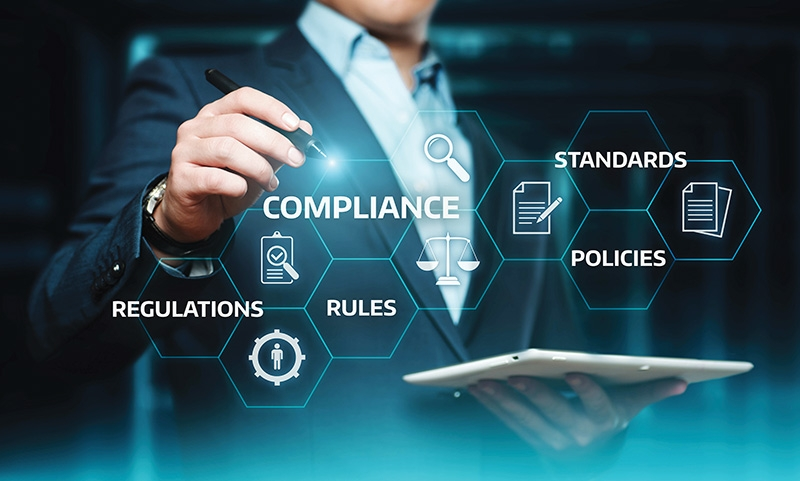 Enterprises cannot always wait for others to help protect them from IP misuse, Photo: Shutterstock