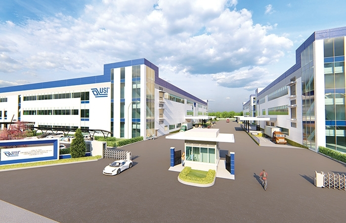 Manufacturing officially kicking off for USI's Haiphong-based module facility