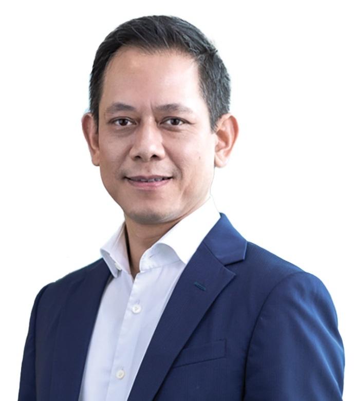Dr. Thai Lai Pham, CEO for Siemens ASEAN and Vietnam