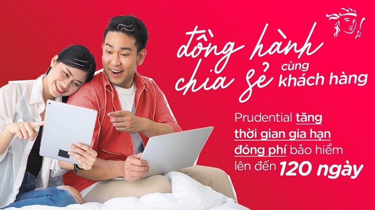 Prudential extends premium payment period to up to 120 days