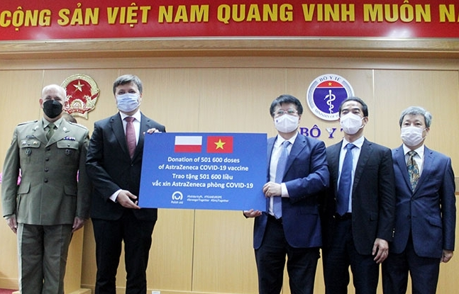 Cooperation between Poland and Vietnam reaching new heights in time of adversity
