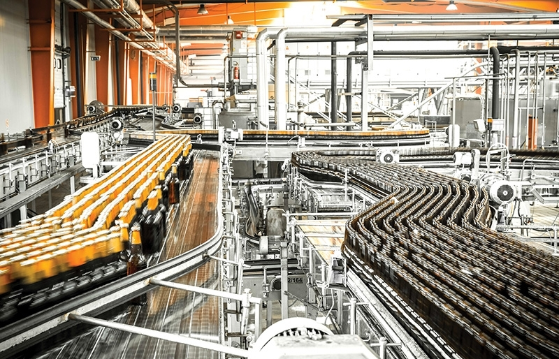 Manufacturers jostle with reduced capacity