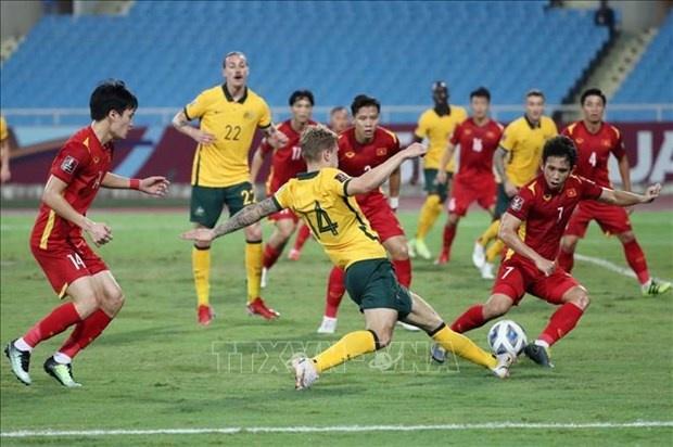 Australia's win over Vietnam not quite as pretty: Aussie site