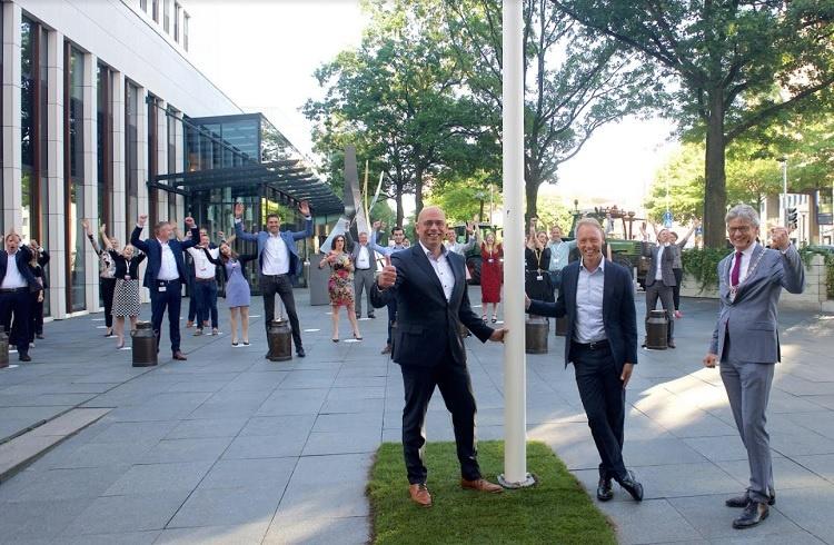 Dairy producer FrieslandCampina marks 150th anniversary