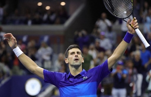 Djokovic to play for Grand Slam against Medvedev in US Open final