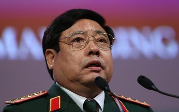 General Phung Quang Thanh (Photo EPA)
