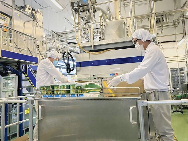 Nestlé Vietnam at the fore of crisis response