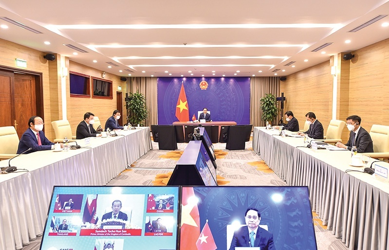 Expansive GMS cooperation mooted
