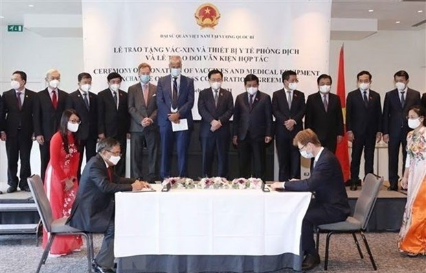 Vietnam works to promote trade, investment, agricultural cooperation with EU