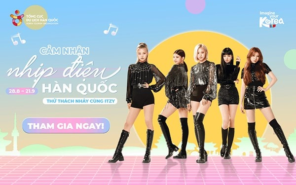 RoK tourism agency in Vietnam launches online dance contest amid COVID-19