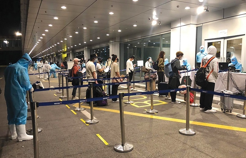 Travellers clamouring for the green light to fly again
