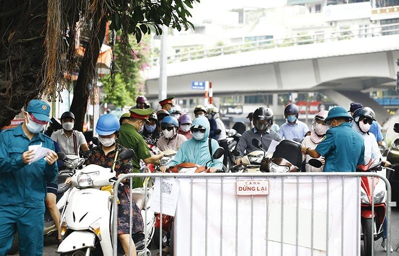 Hanoi rearranges pandemic travelling regulations