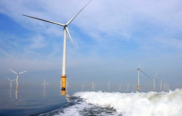 Vietnam has substantial potential for offshore wind power: report