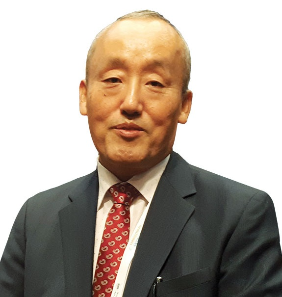 Dr. Kidong Park, the World Health Organization's representative in Vietnam