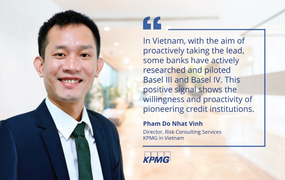 Basel III -  the journey continues in Vietnam