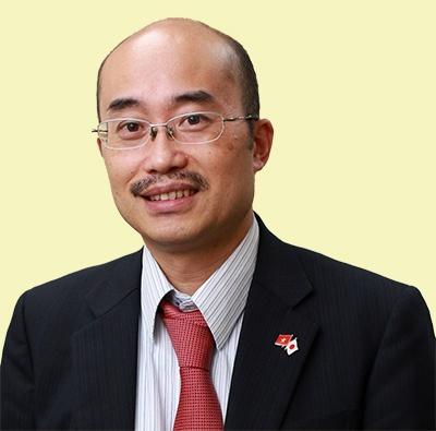 Hirai Shinji, chief representative of the Japan Trade Promotion Organization in Ho Chi Minh City