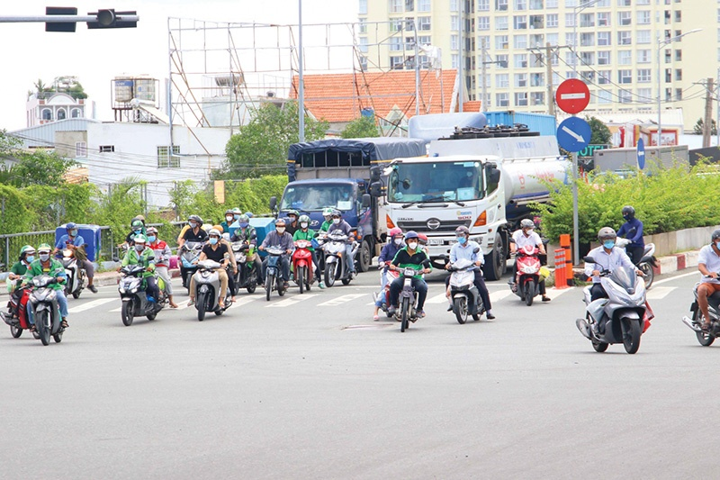 Ho Chi Minh City looking ahead with lockdown easing