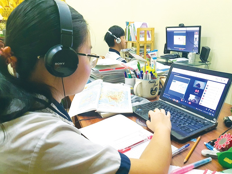 Education groups must learn from edtech unicorns elsewhere to cater to modern needs here in Vietnam, Photo: Le Toan