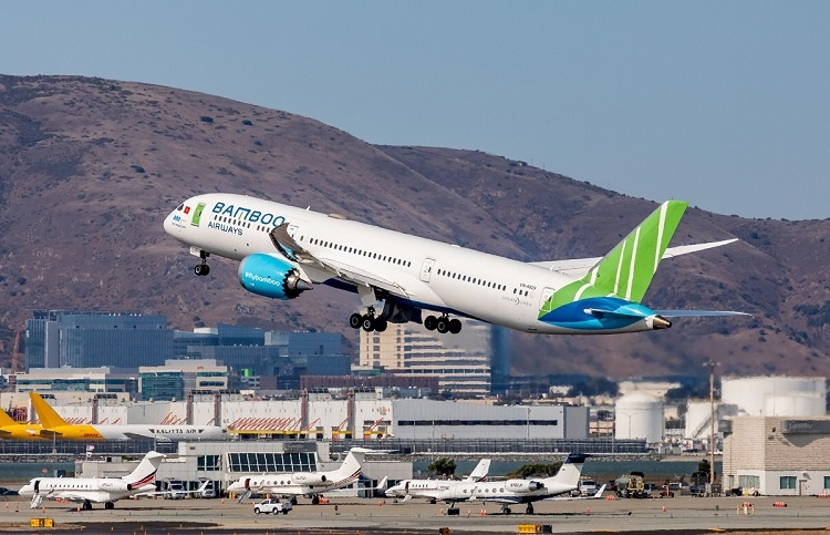 Bamboo Airways and SFO sign agreement to promote nonstop Vietnam-US flights