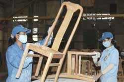 Technical barriers restrict wood exports