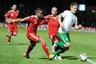 Ireland strike early to sink Andorra