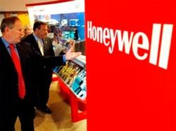 Honeywell's third quarter sales up 14 pc
