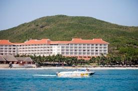 Vinpearl Resort Nha Trang awarded Vietnam's leading resort