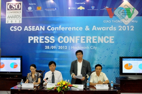 Vietnam to host the fourth CSO Awards in 2012