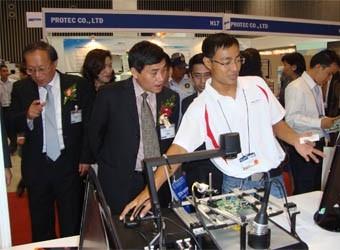 METALEX Vietnam-NEPCON Vietnam pushes supporting industry in Vietnam