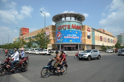 Lotte Mart turns 100 pct foreign owned, raises capital