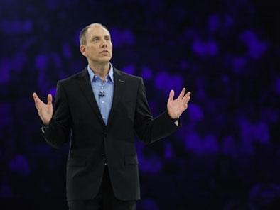 Microsoft stands shoulder-to-shoulder