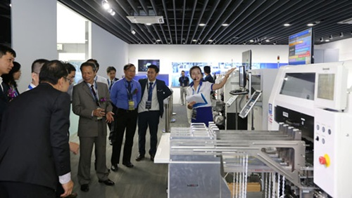 Panasonic opens solution, innovation centre in Viet Nam