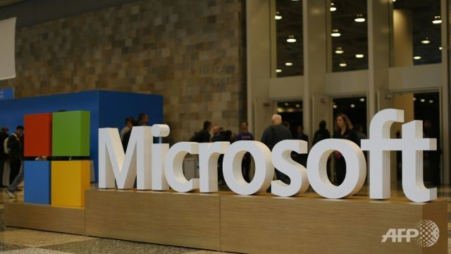 Cloud rise helps Microsoft top earnings expectations