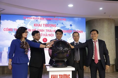 online portal launched for vietnamese start ups