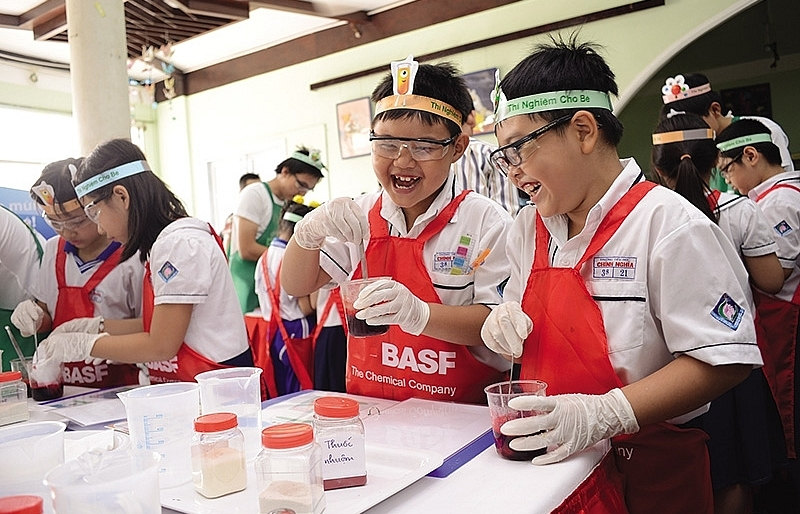 BASF sees potential for local growth