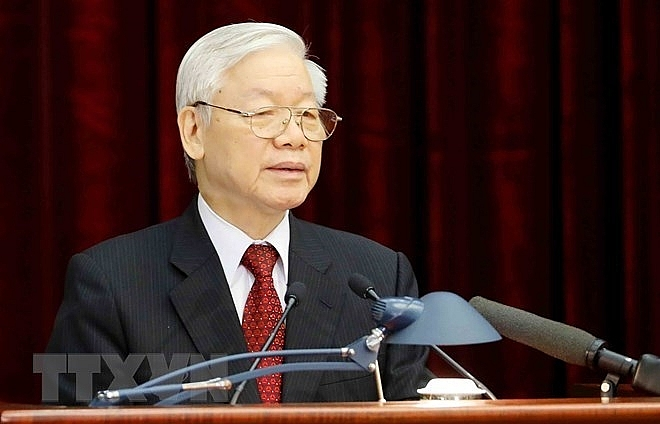 party chief nominated for presidential post
