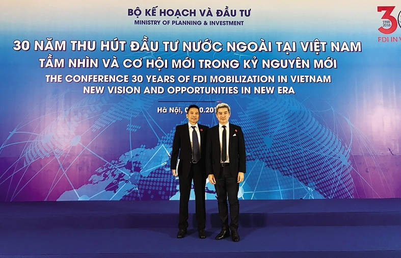 Filipino giant URC harbours great ambitions in Vietnam