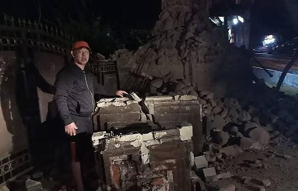 Three killed as 6.0-magnitude quake rocks Indonesia's Java, Bali