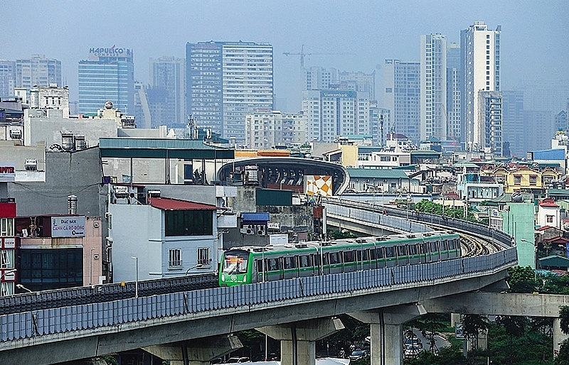 new urban railway poses new challenges to hanoi